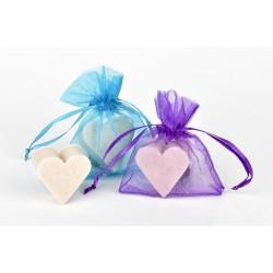 Cadeau Savon 30g en coeur